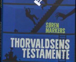 Omslag_Thorvaldsenstestamente_SørenMarkers