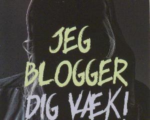 omslag_jeg blogger dig væk_agnes hammer