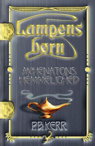 children of the lamp the akhenaten adventure pdf